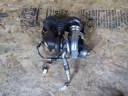 Bmw Oem E60 E82 E90 Front Engine Attached Charger Twin Turbo Header