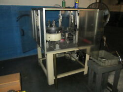 6 Position 5c Collet Nests Secondary Machine W/pdc Indexing Table And Vibe Feeder