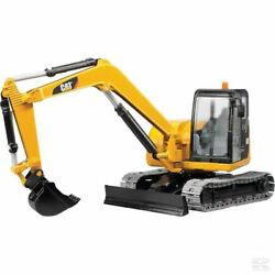 Bruder Cat Mini Excavator 116 Scale Model Toy Christmas Gift
