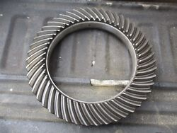 1981 Allis Chalmers 7010 Diesel Farm Tractor Differential Ring Gear Free Ship