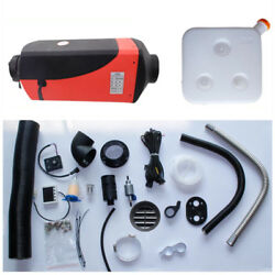 Independent 5000W 12V Car Heating System Kit Interior Diesel Heater Universal