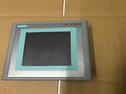 1pcs Used Siemens Touch Screen Tp277-6 6av6 643-0aa01-1ax0 Tested