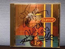 Clutch CD Autographed Signed $49.99