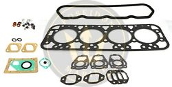 Head Gasket Set For Volvo Penta Aqd19 Md19 Ro 875420 With 829240 818042
