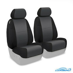 Coverking Neosupreme Front Custom Car Seat Cover For Ford 2002-2007 Escape