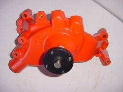 1969 - 1970 Camaro / Chevelle Chevy Bb Water Pump 3931065 Dated I248