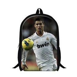 cool backpacks for teenscristiano ronaldo backpack for youth school bookbags $33.00