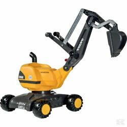 Rolly Toys Childrens Volvo Excavator Kids Toy Farm Machinery Age 3+