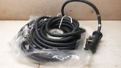 Nos Oshkosh Electrical Wire And Plug Pigtail 1462320 Cs-2590-sv-0705 2590012225437