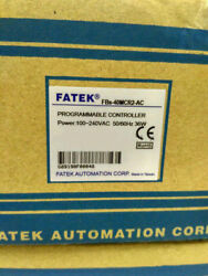 1PC FBS-40MCR2-AC NEW PLC Relay Output good in condition for industry use