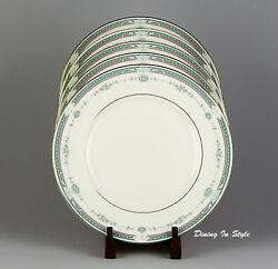 Set Of 2 Dinner Plates, Mint And Superb Radcliffe, Royal Doulton, H5209