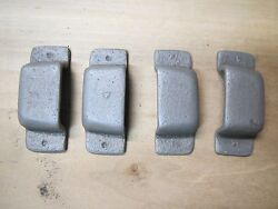 Woodie Woody Station Wagon Model A Ford Door Latch Cover Iron 1928 29 30 31 32