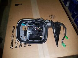 New Oem Volvo XC90 07-14 Rear View Mirror Passenger Side With BLIS #31297444