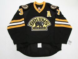 Boston Bruins Third Any Name / Number Team Issued Reebok Edge 2.0 7287 Jersey