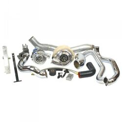 07.5-10 ChevyGMC 6.6L DIESEL INDUSTRIAL INJECTION RACE COMPOUND TURBO KIT.