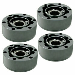 Empi 87-9469 Set Of 4 Hi-performance Porsche 911/930 Cv Joint With Chromoly Cage