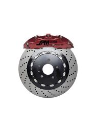 Jpm Rs Anodize Red Forged Brake 6pots Caliper 14 2pcs Drill Disc For Bmw F30