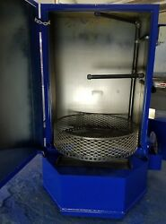 Spray Washing Cabinet Parts Washer 2hp 1000lb Gear Drive Mid-spray Bar Package