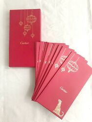 Limited Red Packet Envelopes For Chinese Lunar New Year Watch Love Ring