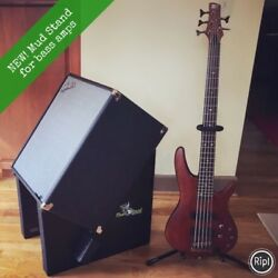 Best Amplifier Stand For Bass Amps Mud Stand For Bass Guitar Players