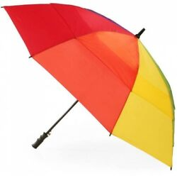 Totes Stormbeater Vented Golf Umbrella 60' Canopy