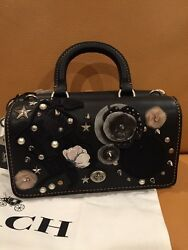 Coach X Elvis Presley Double Dinky Handbag - Style# 86879 - New With Tags