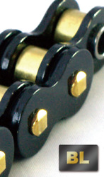 Rk 120links Bl Black Scale Series Chain Bl530x-xw-120 High Quality And Durability