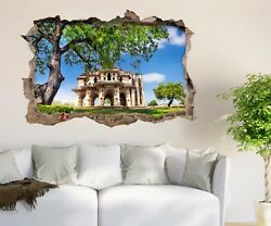 3d Old Roman Temple 73 Wall Murals Wall Stickers Decal Breakthrough Aj Wall Ca