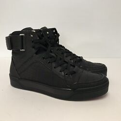 L-39431369 New Gucci Crocodile Skin Sneakers US 9.5 Marked 8.5 Only 50 Made!!!