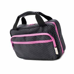 Versatile Travel Cosmetic Bag - Hanging Toiletry Organizer With Many Pockets