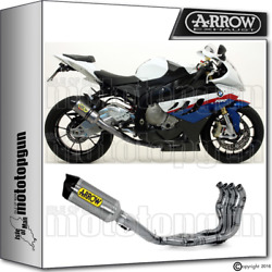 Arrow Full System Race-tech Replica Sbk Competition Bmw S1000 Rr 09-14