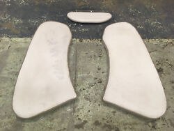 1995 Sea Ray 195 Front Open Bow Seat Cushions