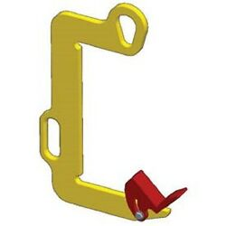 New Mandw Coil Lifter / Upender - 1000 Lb. Capacity Tracking Chip