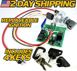 Ignition Replaces John Deere Am132500 325 335 345 355 Tractors S/n 070001 And Up