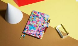 Hobonichi Techo cover 2018 Cousin THANK YOU ALL A5 FS Stationery from JAPAN