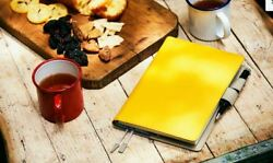 Hobonichi Techo cover 2018 Cousin Sunflower A5 FS Stationery from JAPAN