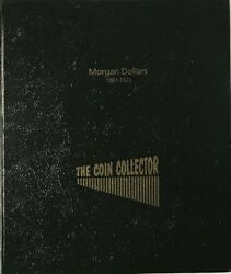 Coin Collector Album For Us Morgan Dollars 1891 1921 High Quality No Pvc New