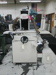 Kent Industrial Kgs-250ah Max O 220/440v 3hp Surface Grinder W/20table Travel