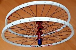Tune Lrs King Kong Notubes Ztr Alpine Blanc 26 Disque 1300g Roues Xc Course