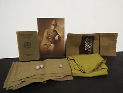 1918 Wwi Archive - Large Photo Of Soldier, Douay Nt, See Description