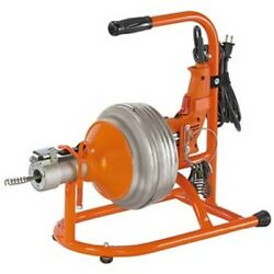 New Hand Held Power Feed Machine W/ 25'x1/4 Down Head Cable And Handy-stand