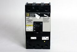 Square D Khf3625025dc2315 Type Khf 3 Phase 250a Thermal Magnetic