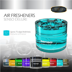 Dr.marcus Deluxe Senso Luxury Car Truck Suv Autoscented Gel Air Freshener Holder