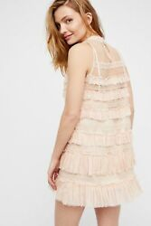 Free People One Audrey Dress-s-168 Msrp