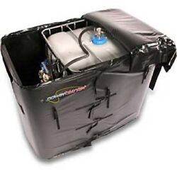 NEW! Powerblanket Insulated IBC Diesel Exhaust Fluid Tote Heater 330 Gallon!!
