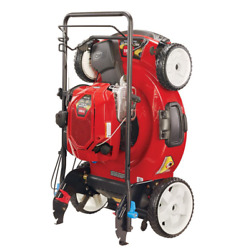Toro Recycler 22 In. Walk Behind Lawn Mower Gas Self Propelled Smartstow Design