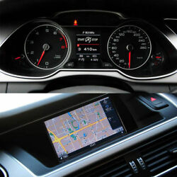 Gps Screen Protector Sticker Dashboard Transparent Protective Film For Audi A4l