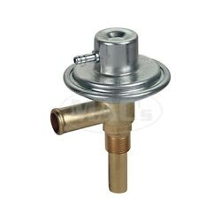 Heater Hot Water Control Valve - Threads Into Engine Block - Ford 49-27062-1