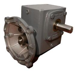 Boston Gear F7185kb5g Right Angle Gearbox Speed Reducer 700 Series 2.5hp