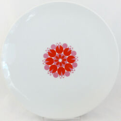 Pinwheel Flame By Thomas Dinner Plate 10.5 New Never Used Germany